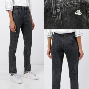 Marc Jacobs Disney Acid Wash Jeans Mickey Mouse